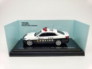 1:64 Kyosho Rai's Toyota Crown Athlete GRS214S Series Kanagawa Police Patrol Car