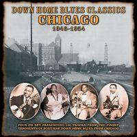 CHICAGO BLUES (BOX-SET 4CDs) NEU