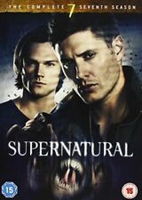 Supernatural: Complete 7th Season Dvd Brand New & Factory Sealed