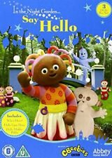 In The Night Garden - Say Hello (TRIPLE DVD SET), Acceptable, DVD, FREE & FAST D