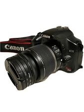 Canon EOS Rebel Xsi Digital SLR Camera - 3 Additional Lenses and Filters