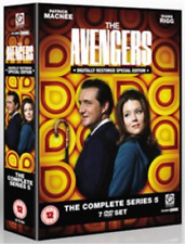 Patrick MacNee, Diana Rigg-Avengers: The Complete Series 5 (UK IMPORT) DVD NEW