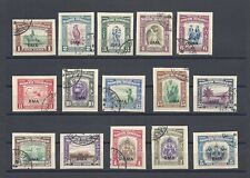 More details for north borneo 1945 sg 320/34 used cat £140