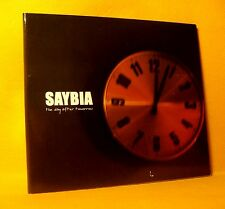 MAXI Single CD Saybia The Day After Tomorrow 2TR 2002 Soft Rock