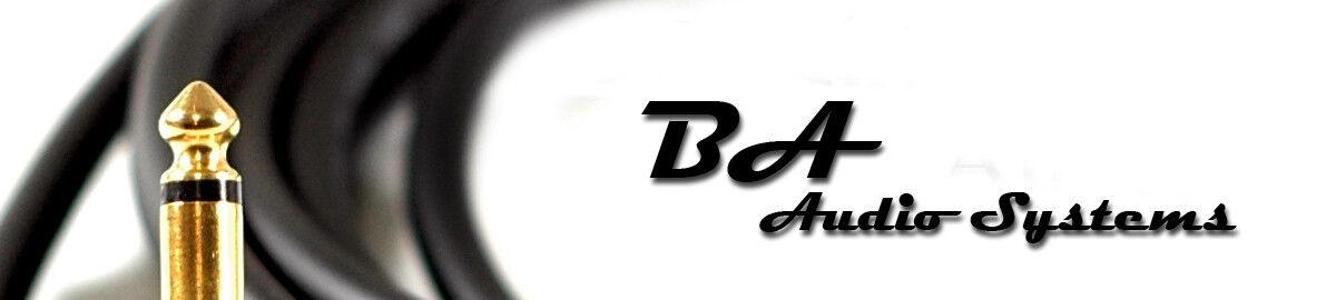 BA Audio Systems