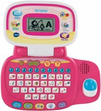 VTech My Laptop Pink Fun Pre School Toy Ages 3-6