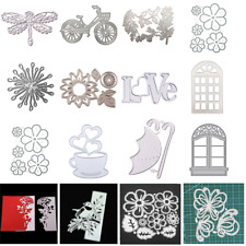 Metal Cutting Dies Die Cut Stencil Embossing Diy Scrapbooking Photo Art jin9-9