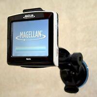 Magellan Maestro 3250 Car Portable GPS Unit System Set 3.5 LCD bluetooth traffic