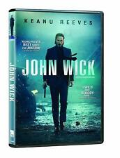 John Wick (DVD, 2014, Widescreen) Factory Sealed [New]