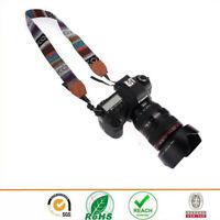 SLR DSLR Camera Neck Shoulder Strap Belt Vintage for Canon Nikon Pentax Sony 2H