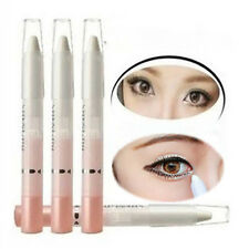 White Highlighter Eye Shimmer Pearl Eyeliner Pencil Pen Make Up Cosmetic Tool