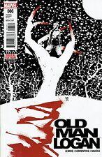 OLD MAN LOGAN #6 STANDARD COVER