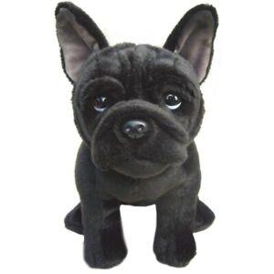 Faithful Friends FFB04 French Bulldog (Black) Dog