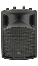 "QTX QX8BT 8"" 200W Active Speaker Bluetooth DJ Disco Sound PA System *BSTOCK*"