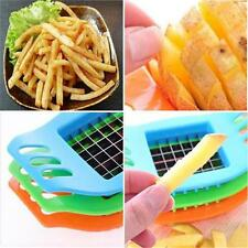 Novelty Fry Cutter Potato Cut into Strips French Fries Tools Kitchen Gadgets S9
