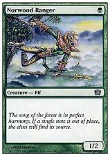 Norwood Ranger FOIL X1 EX/NM 8th Edition MTG Magic Cards Green Common
