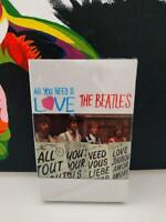 SEALED cassette, The Beatles – All You Need Is Love 4KM-44316, XDR, 1992