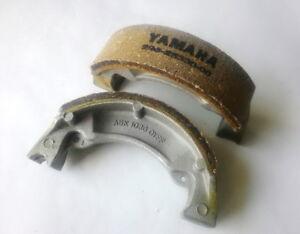 Yamaha YL1 YL2 YG1 YG5 YJ1 YJ2 L5T LS3 U7E HS1 JT1 JT2 G6S YB100 Brake Shoe New