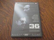 dvd 36 quai des orfevres un film de OLIVIER MARCHAL