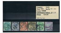 GB Stamps - Empire/Commonwealth - India, Ceylon,  Hong Kong & British Levant etc