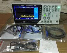 2CH 200MHz 1GS/s Oscilloscope Arbitrary Function Signal Generator 25MHz USB 2in1
