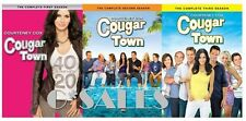 Cougar Town ~ Complete First, Second & Third Season 1-3 (1 2 3) ~ NEW DVD SETS