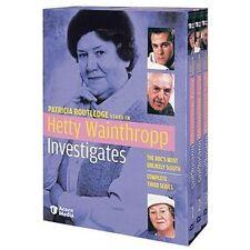 Hetty Wainthropp Investigates DVD The Complete Third Series BBC