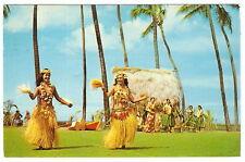 1969 Photo PC Kappa Hawaii KODAK HULA Tahitian Dancers