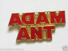 Vintage Adam Ant Pin , Lapel Pin, Hat Tack, (**)