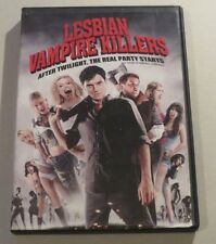 LESBIAN VAMPIRE KILLERS AFTER TWILIGHT THE REAL PARTY STARTS DVD HORROR