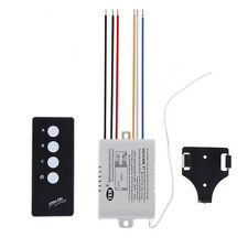 3 Way Port ON/OFF Lamp Light Wireless Digital Remote Control Switch Controller