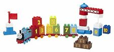 Childrens Mega Bloks 123 Thomas Learning Train - Great Learning Toy