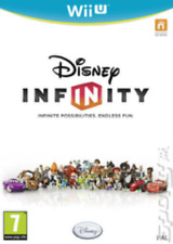 Disney Infinity - GAME ONLY (Wii U Game) *VERY GOOD CONDITION*