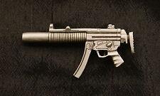 Empire Pewter MP5SD Pewter Gun Pin