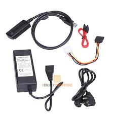 """USB 3.0 2.0 To IDE/SATA Adapter Converter Cable Support 3TB HDD 2.5""""/3.5"""" (EU)"""