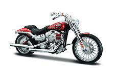 Harley-Davidson 2014 CVO Breakout NARANJA con = 1:12 Modelo de Motocicleta