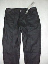 Polyester Mid-Rise Petite Jeans for Women