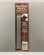 Welder's Pencils - 3 Pack
