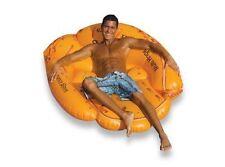 Giant Inflatable Baseball Glove Mit Swim POOL Float Lounge Heavy Vinyl 90844