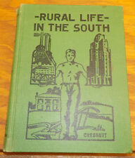 1938 Salesman Sample Book// RURAL LIFE IN THE SOUTH //THE RURAL SOUTH