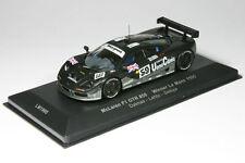1:43 McLaren f1 GTR Dalmas/ω - 24h Le Mans 1995 1:43 RACING Ixo LM 1995