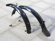 Schutzblech Set  20 Zoll SKS Kunststoff schwarz 65mm breit, auch für Flyer IS:Y