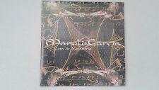"""MANOLO GARCIA """"ROSA DE ALEJANDRIA"""" CD SINGLE 1 TRACKS EL ULTIMO DE LA FILA"""