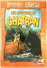 LES AVENTURES DE CHATRAN  / DVD TF1 KIDS