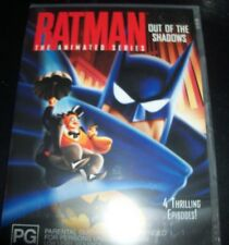 Batman: The Animated Series Out Of The Shadows (Australia Region 4) DVD – New