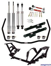 QA1 Drag Racing Level 1 Suspension Kit - Fits 1979-1989 Ford Mustang,Fox Body -