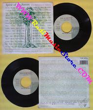 LP 45 7'' SPIRIT OF THE FOREST Spirit of the forest 1989 italy no cd mc dvd