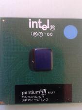 INTEL PENTIUM 111 CPU 733 Mhz./256/133/1.7V. SL45Z/SL4C6. IN GOOD CONDITION.