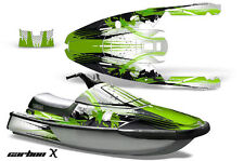 Jet Ski Graphics Kit Decal Wrap For Yamaha Wave Runner III 3 650 90-96 CARBONX G