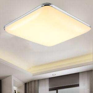 64W 65CM LED Deckenleuchte Deckenlampe Wohnzimmer schlafzimmer leuchte warmweiß